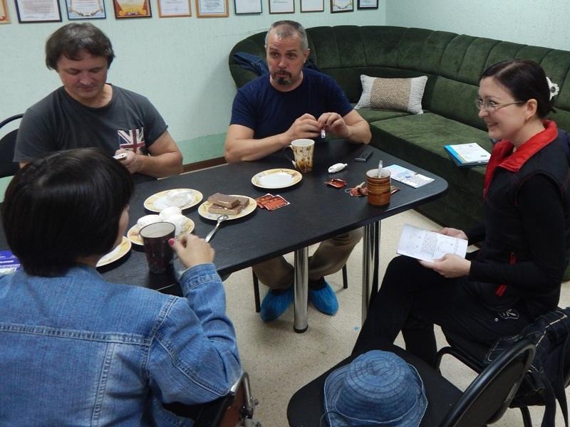 21.08.2015 Рабочая встреча в рамках реализации проекта