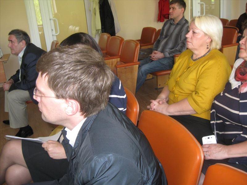 17.05.2016 Ульяновск. Заседание общественного совета по защите прав пациентов
