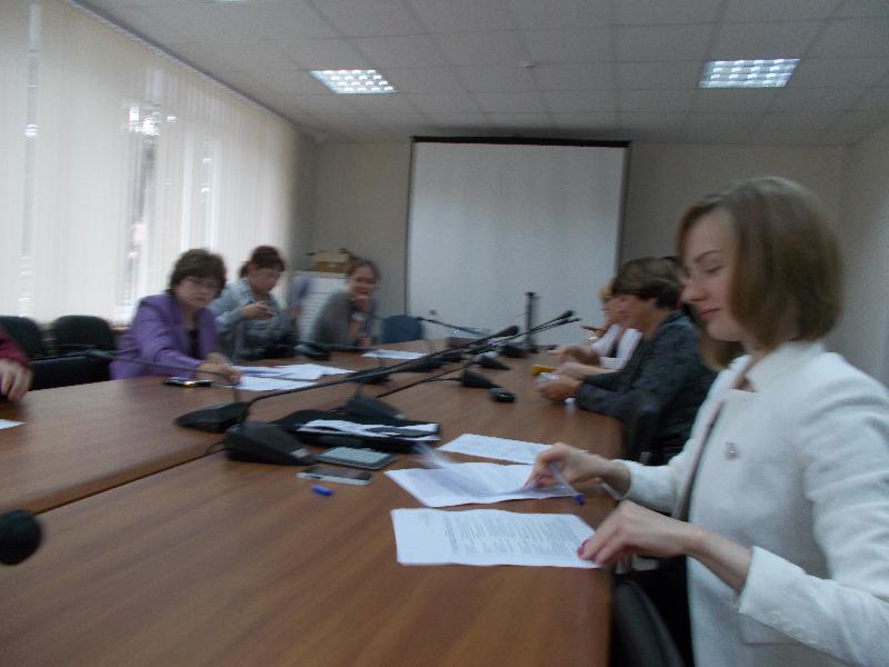 Томск. Совет общественных инициатив